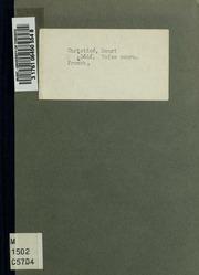 Déde; opérette en trois actes. Livret de Albert Willemetz