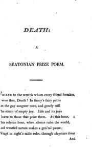 Poetical essay