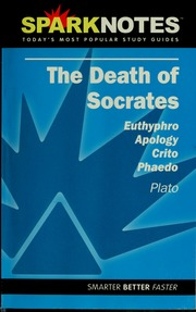 the apology of socrates the crito and part of the phaedo  similar items based on metadata play play all