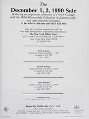 The December 1, 2, 1990 Sale (pg. 213)