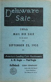 Delaware Sale: 199th Mail Bid Sale