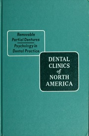 Dental Clinics Of North America Pdf