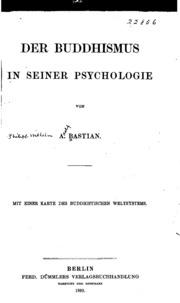 Bastian, Adolf (1826-1905)