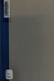 Der Fehlspruch von Versailles; Deutschlands Freispruch aus belgischen Documenten, 1871-1914, abschliessende Prüfung der Brüsseler Aktenstücke