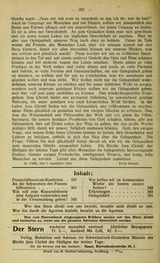 Vol 50 no. 22: Der Stern