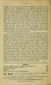 Vol 50 no. 24: Der Stern