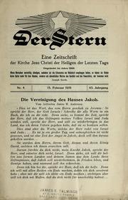 Vol 63 no. 04: Der Stern