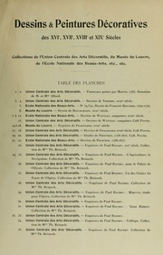 Du dessin et de la couleur bracquemond f lix 1833 1914 for Peintures decoratives