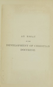 essay development doctrine newman