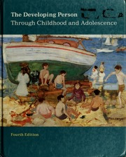 The developing person through childhood and adolescence berger borrow vol 4th edition the developing person through childhood and adolescence fandeluxe Gallery