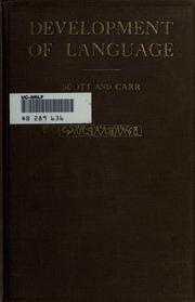essay on language development