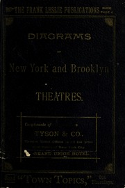Diagrams of New York and Br...