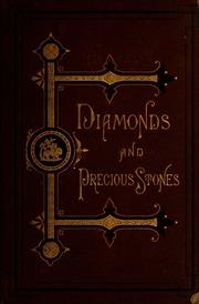Diamonds and precious stones, a popular account of gems..