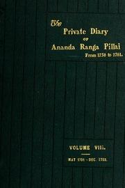 ananda ranga pillai diary in tamil free download