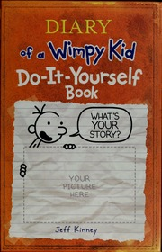 The wimpy kid do it yourself book kinney jeff free download join waitlist diary of a wimpy kid do it yourself book solutioingenieria Image collections