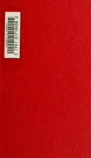 Diderot, sa vie et ses oeuvres, sa correspondance