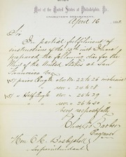 Dies for San Francisco (4-16-1892)