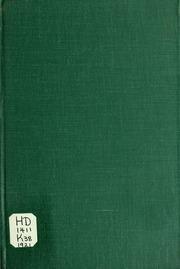 Die Sozialisierung der Landwirtschaft, mit einem Anhang von A. Hofer, Der Bauer als Erzieher