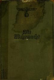 Vol v.1: Die Wehrmacht