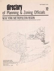 Directory of planning & zon...