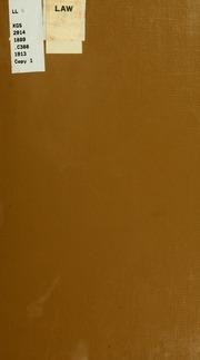 Discours sur la constitution de 1889, suivis d-une lettre ouverte à la Société de législation
