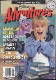 Disney Adventures Volume 1 Issue 11 : Disney Publishing