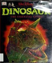 borrow walt disney pictures presents dinosaur - Dinosaure Disney