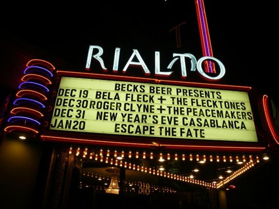 David Nelson Band Live at Rialto Theatre on 1999-07-23