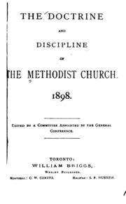 free methodist church in canada manual