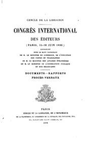 Documents, rapports, procès-verbaux