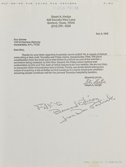 Don Partrick Correspondence, 1980 to 1993 (pg. 6)