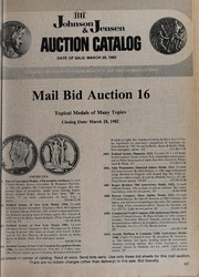 Double Auction Sale: Number 16