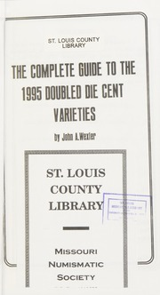 The Complete Guide to the 1995 Doubled Die Cent Varieties