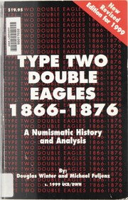 Type Two Double Eagles 1866-1876, Second Edition