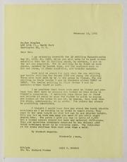 Richard G. Doty Correspondence (pg. 3)