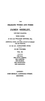 poem study 1 james shirley 1596 1666 death the leveller essay The contents of no 1 thomas james his corruption of scripture our author then mentions a latin poem written in praise of this art.