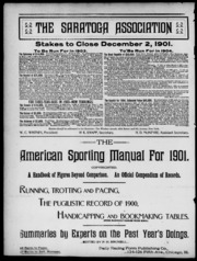 The Daily Racing Form Historical Archive : Free Texts : Free