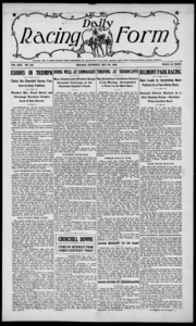 Daily Racing Form: N. Thursday, May 29, 1924