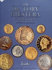 The Dr. Tory Prestera Collection and Other Important Properties