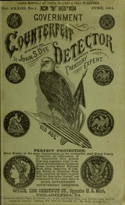 Dye's Government Counterfeit Detector