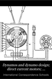 Continuous Current Dynamos And Motors Their Theory