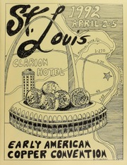 Early American Coppers Convention, Clarion Hotel, April 2-5, 1992, St. Louis