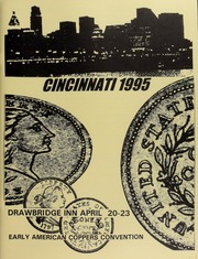 Early American Coppers Convention, Drawbridge Inn, April 20-23, 1995, Cincinnati