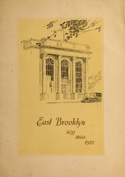 East Brooklyn, 1637, 1860, ...
