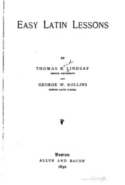 whately latin singles Online library of liberty  whately was only one of a  the offending exposition of the predicables was cribbed word-for-word from the latin of the.