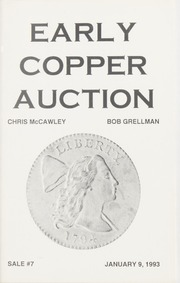 Early Copper Auction #7