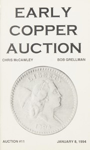 Early Copper Auction #11