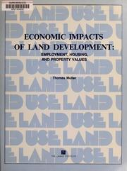 Economic impacts of land de...