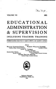 educational administration and supervision pdf