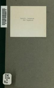 Ein Tagebuch aus dem Reiche des Totentanzes von Dietrich Neufeld